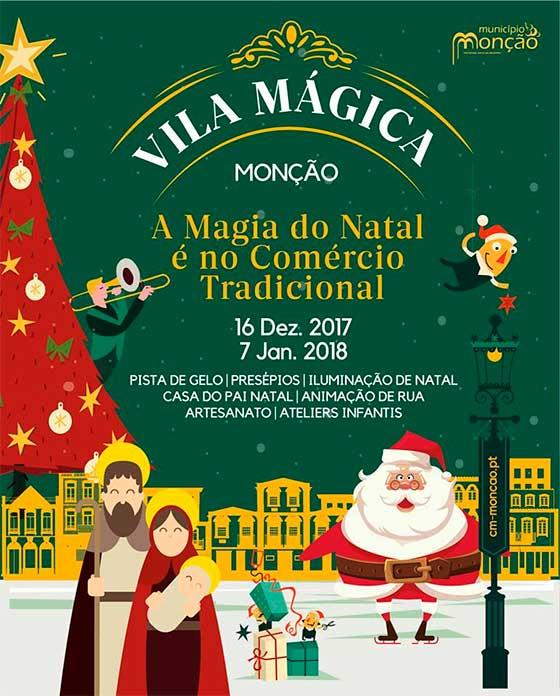 """Natal, Monção """"Vila Mágica"""""""