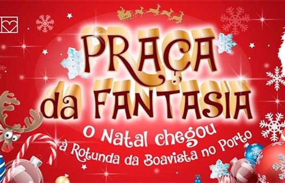 Praça da Fantasia no Porto, Boavista