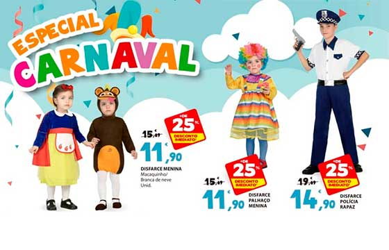 Folheto Carnaval e-Leclerc