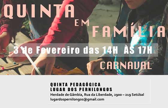 Quinta em Família Especial Carnaval